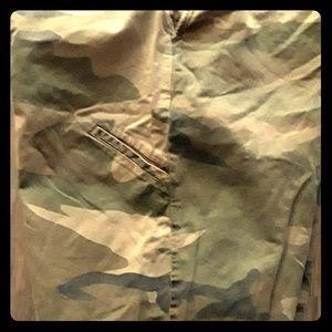 Men's Dickies Camo Cell phone pocket shorts 40